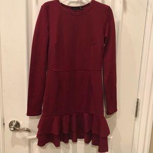 Boohoo dress NWT